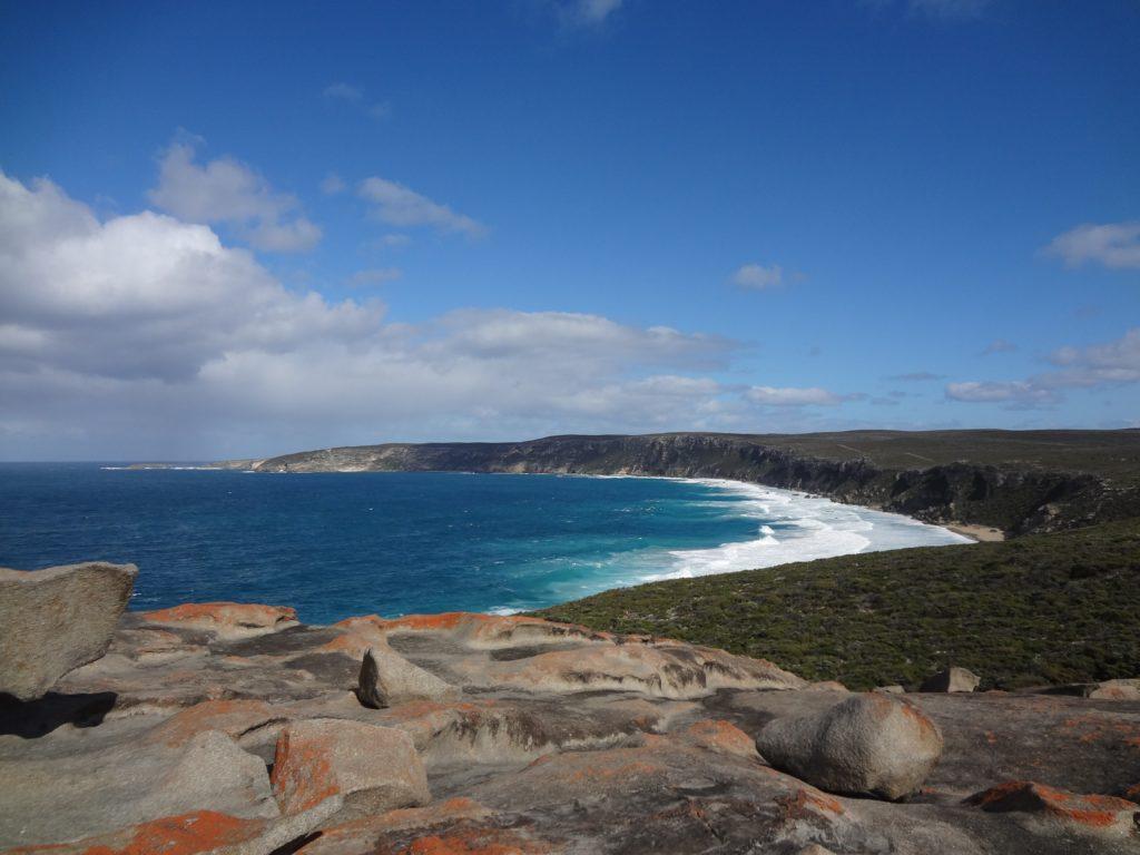 Veduta di Kangaroo Island
